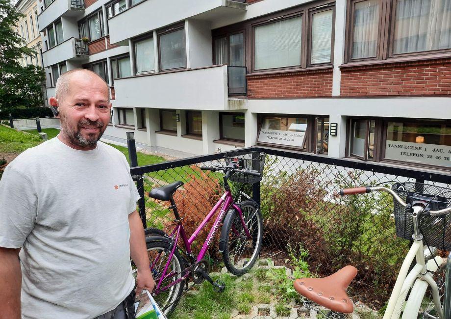 Vaktmester - Vaktmester i Oslo
